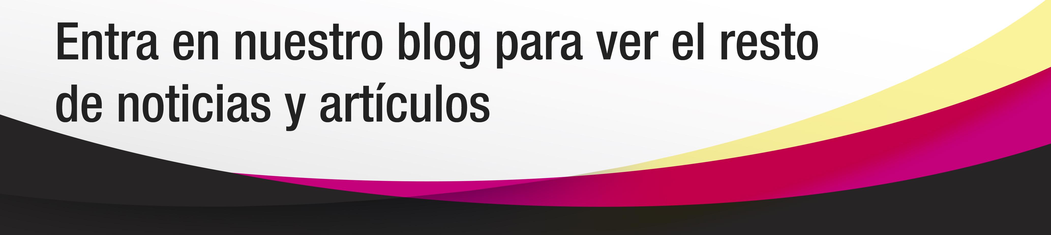 Banner que direcciona al blog de Sherpa Print